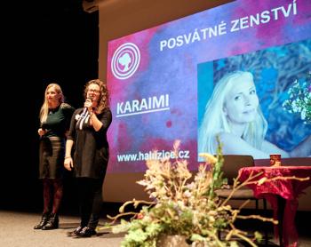 Karaimi na Festival Ženám